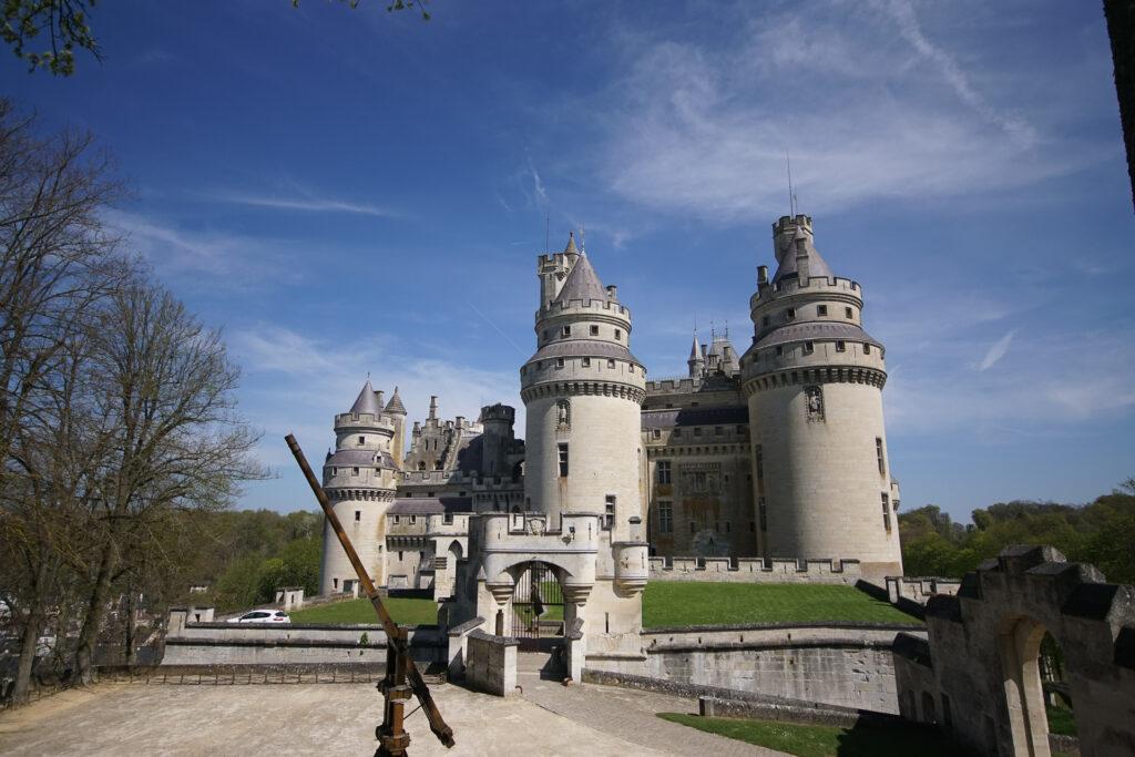 Chateau de Pierrefonds © Oise Tourisme web