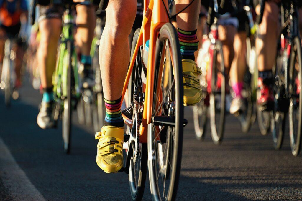 Cyclisme 500KO